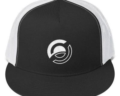 Horizen Logomark Mesh Trucker Cap – 3 colors