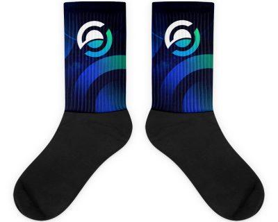 Horizen Limitless Logomark Socks