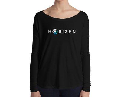 Horizen Classic Ladies' Long Sleeve Relax Tee