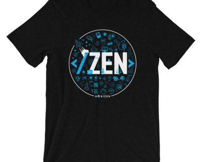 ZEN Short-Sleeve Unisex T-Shirt – 2 colors